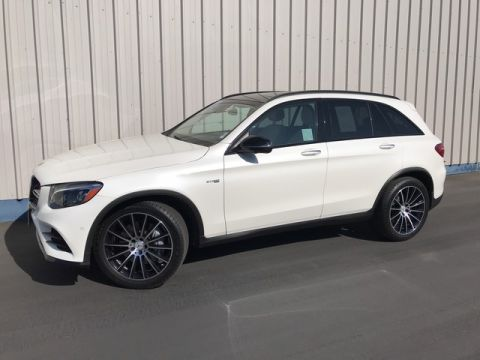 Pre-Owned 2018 Mercedes-Benz GLC AMG® GLC 43 SUV