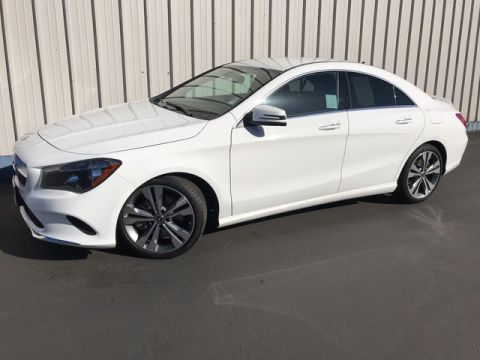 Pre-Owned 2019 Mercedes-Benz CLA CLA 250