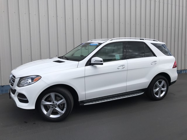 Certified Pre Owned 2017 Mercedes Benz Gle 350