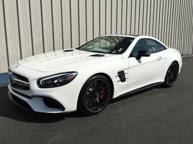 New 2017 mercedes benz sl amg sl 63 roadster roadster in for Mercedes benz sl550