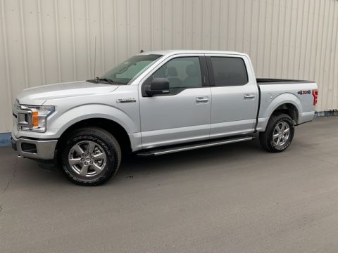 Pre-Owned 2019 Ford F-150 XL Four Wheel Drive Pickup Truck