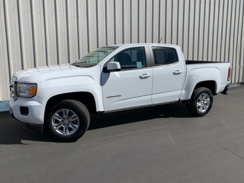 Pre-Owned 2019 GMC Canyon 2WD SLE Rear Wheel Drive Pickup Truck