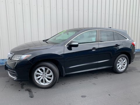 Pre-Owned 2016 Acura RDX Tech Pkg With Navigation