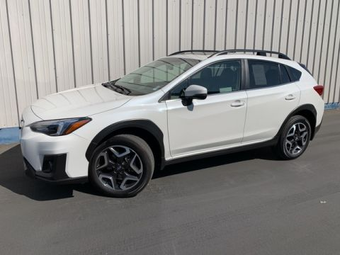 Pre-Owned 2019 Subaru Crosstrek Limited AWD