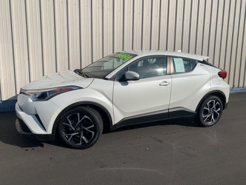 Pre-Owned 2018 Toyota C-HR XLE Front Wheel Drive SUV