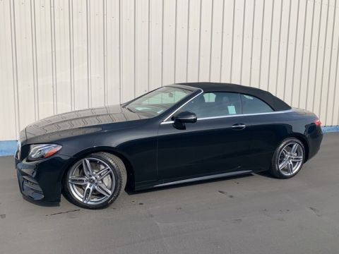 Pre-Owned 2019 Mercedes-Benz E-Class E 450 Sport
